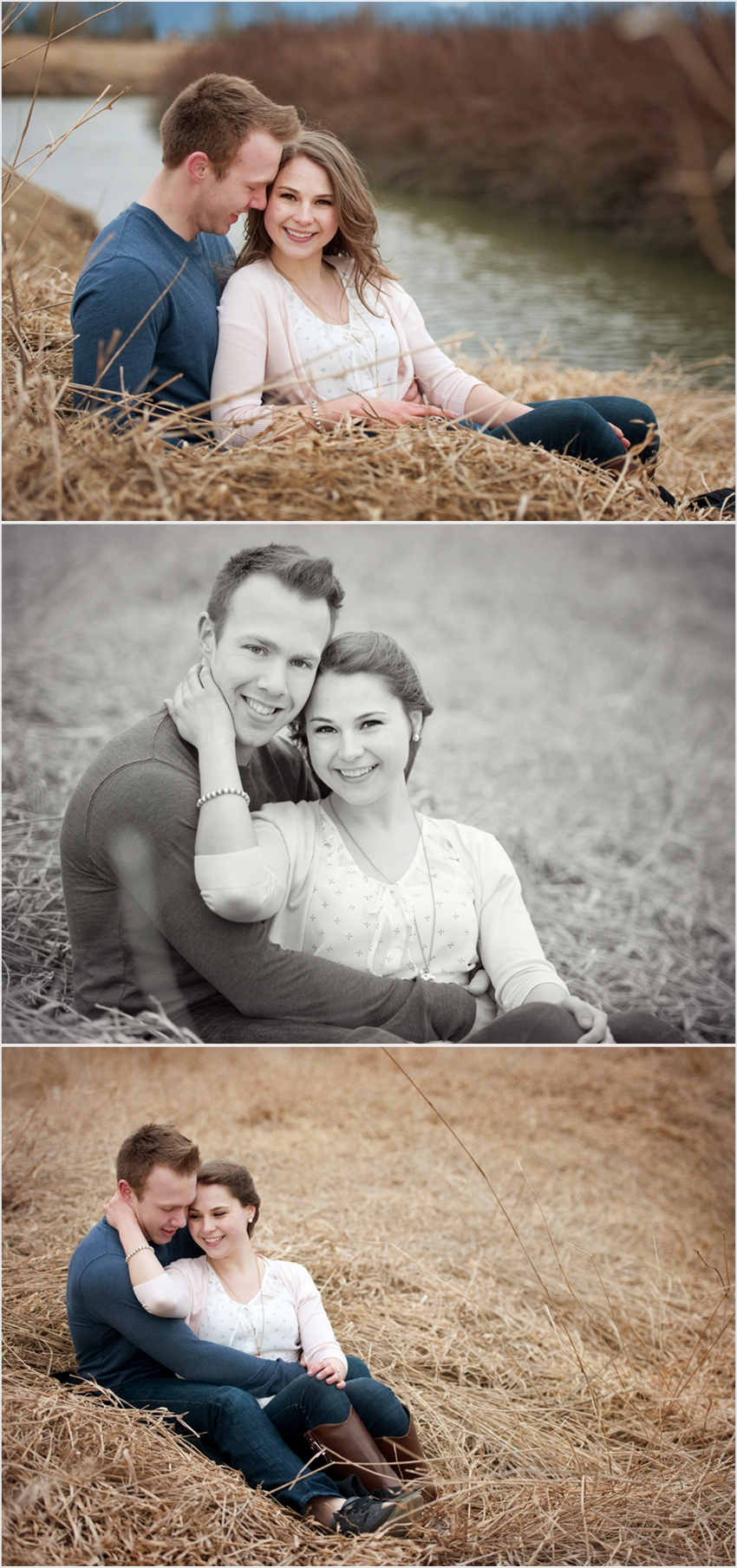 Cailey & Joel - Abbotsford Engagement Photographer