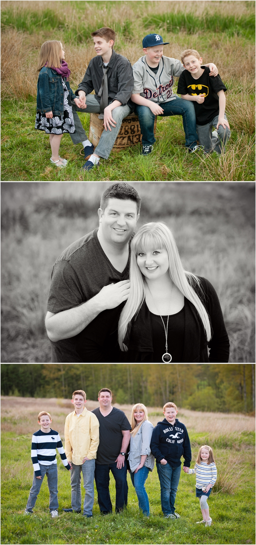 Borseth Family - Abbotsford Family Photographer