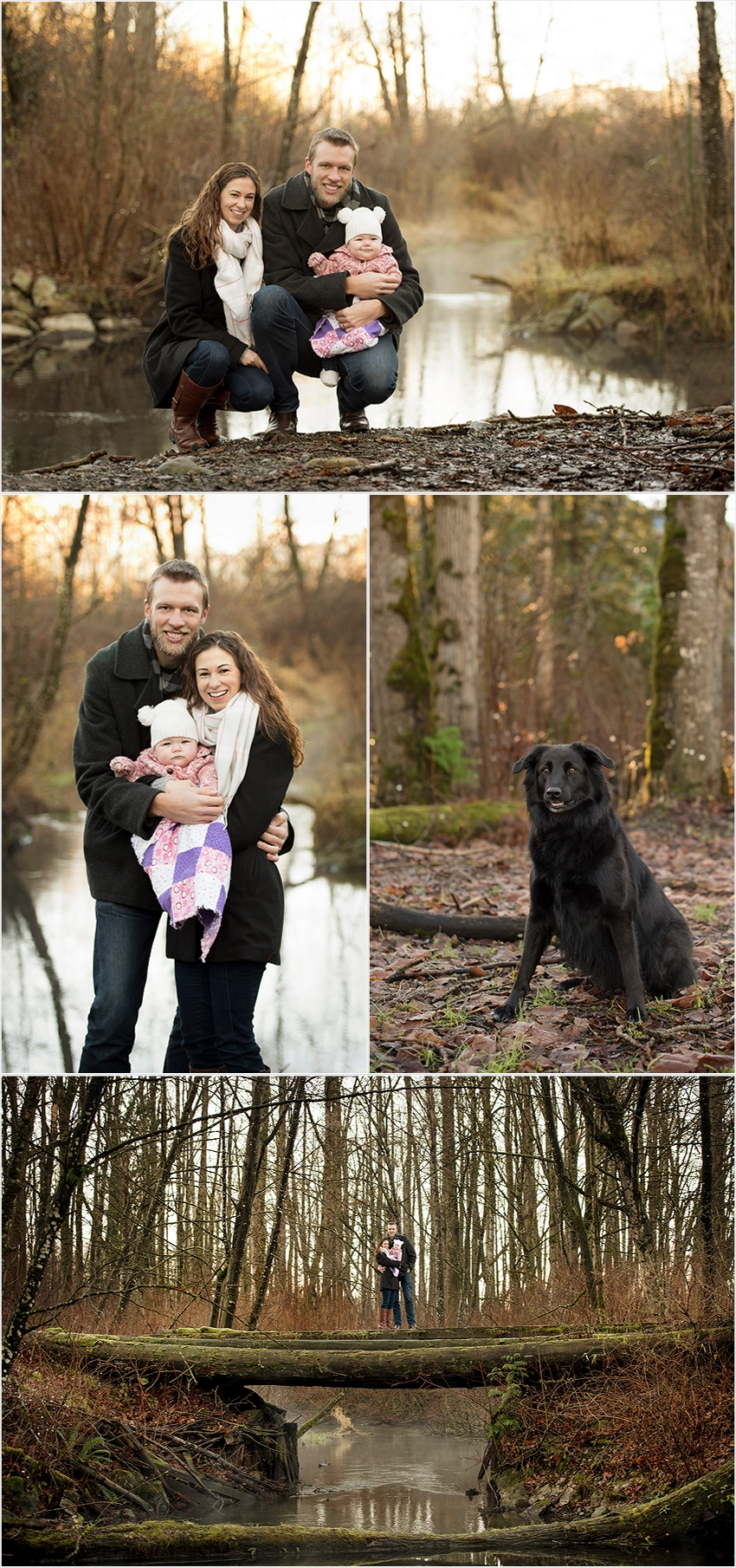 Abbotsford Family Baby Photographer The B Family