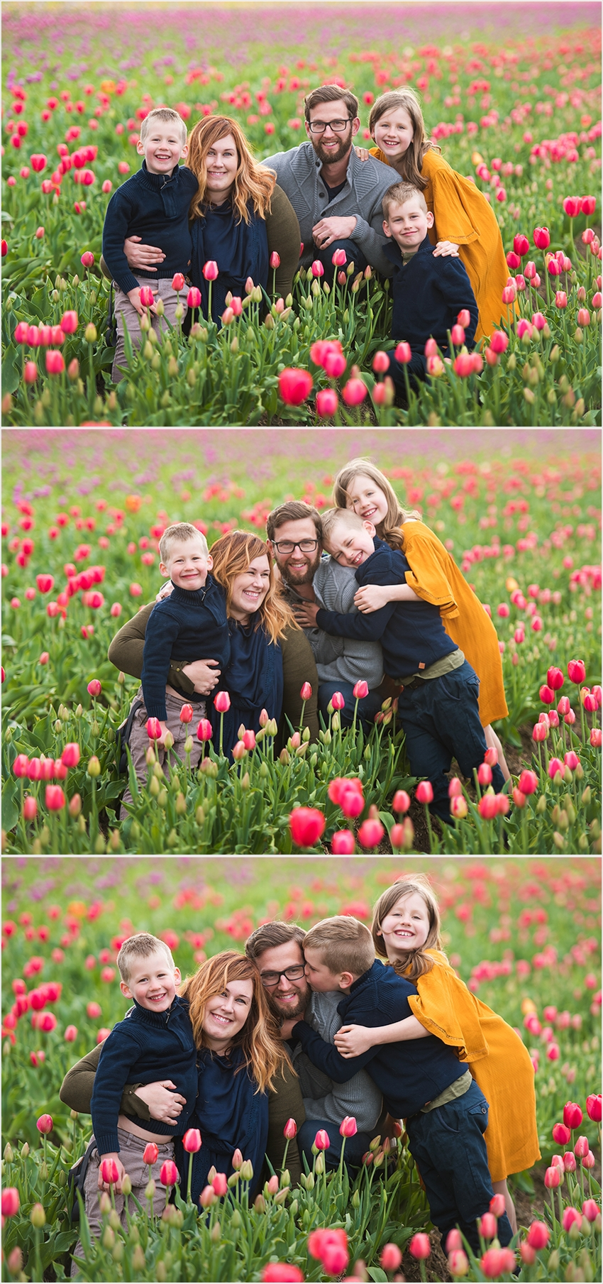 Abbotsford Photographer Family Children Tulip Farm Sunset The G Family 2016 001 (Side 1)