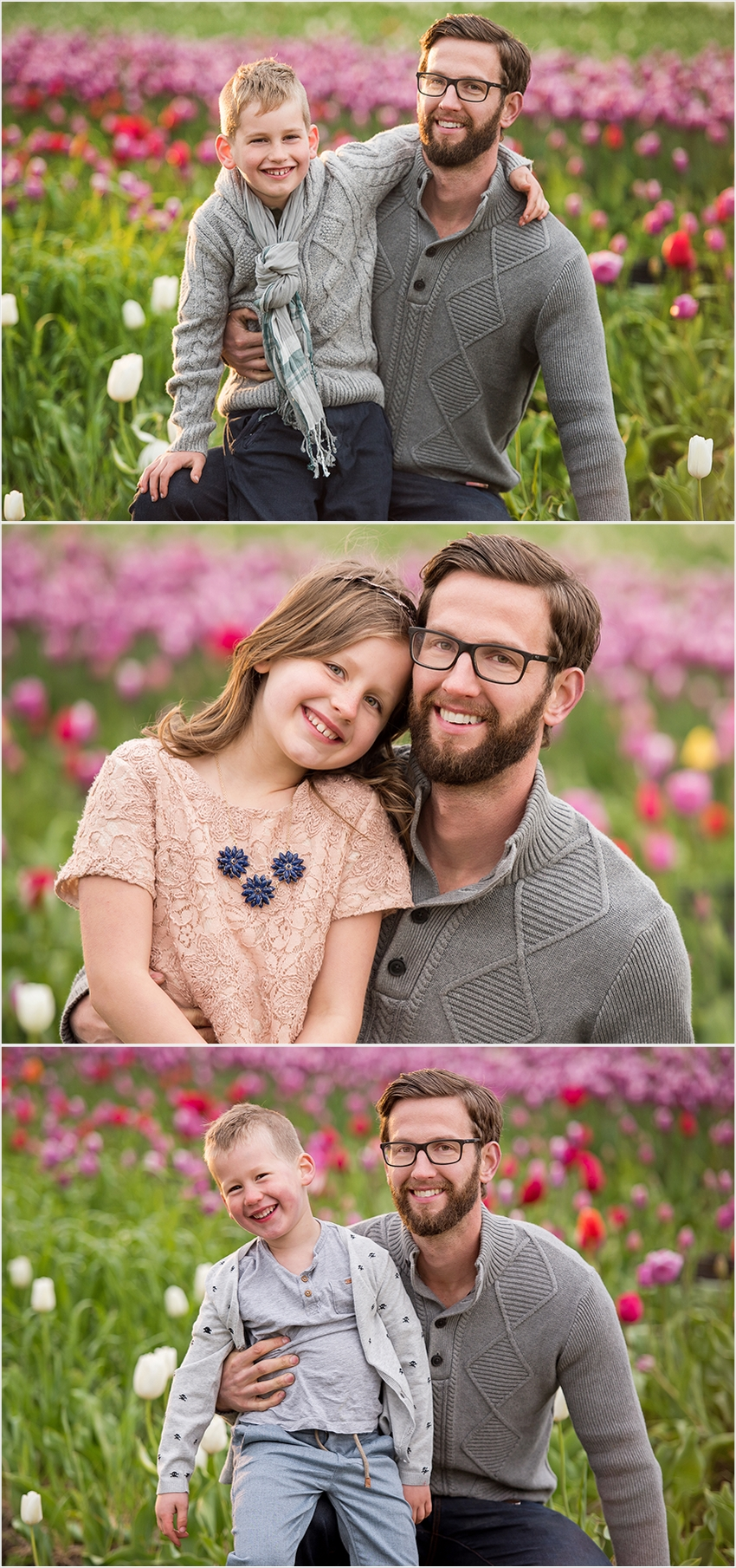 Abbotsford Photographer Family Children Tulip Farm Sunset The G Family 2016 007 (Side 7)