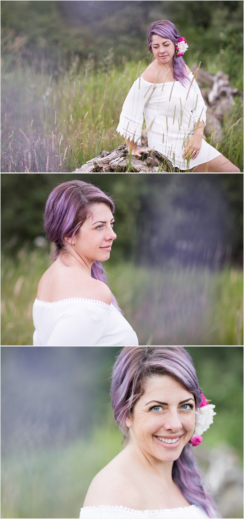 Ethereal inspiration photo session